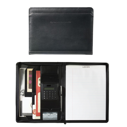 Picture of Manchester Padfolio, Promotional Logo Manchester Padfolio