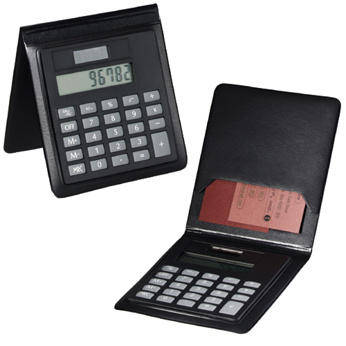 Picture of Windsor Solar Calculator, Promotional Logo Windsor Solar Calculator