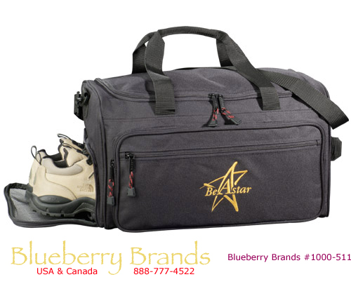 "Picture of Excel Sport 18"" Club Duffel, Promotional Logo Excel Sport 18"" Club Duffel"