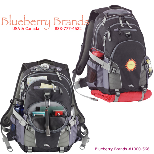 Picture of High Sierra Loop Backpack, Promotional Logo Loop Backpack