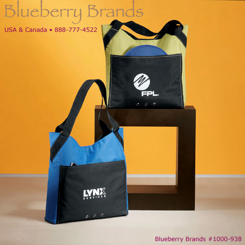 Picture of Observer Utility Tote, Promotional Logo Observer Utility Tote