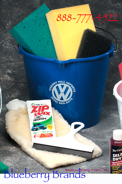 Picture of Deluxe Car Wash Kit
