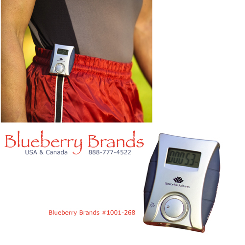 Picture of StayFit Multi Function Pedometer, Promotional Logo StayFit Multi Function Pedometer