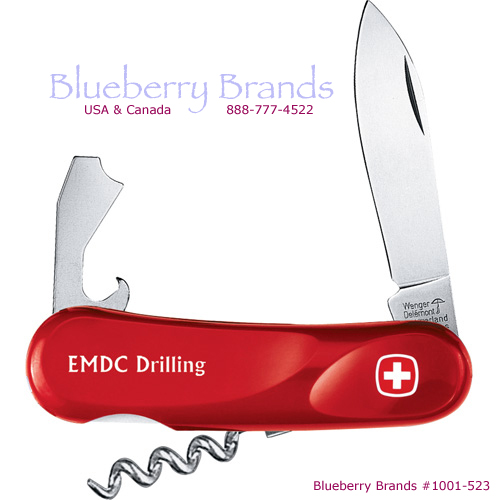 Picture of Wenger Evolution 63 Genuine Swiss Army Knife, Promo Logo 5-Implement Swiss Army Knife