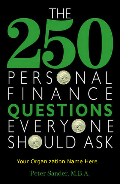 Picture of Books: The 250 Personal Finance Questions Everyone Should Ask