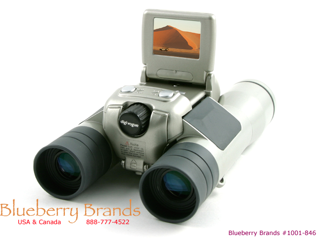 Picture of Digital Camera Binocular