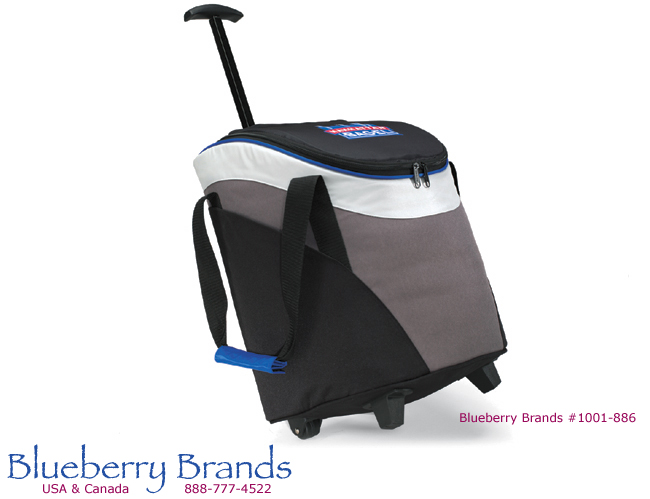 Picture of Quest Wheeled Cooler, Promotional Logo Quest Wheeled Cooler