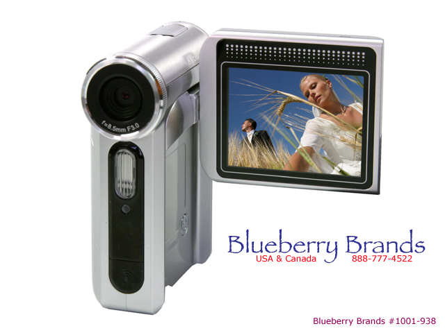 Picture of 9 in 1 Digital Video Camera/Camcorder