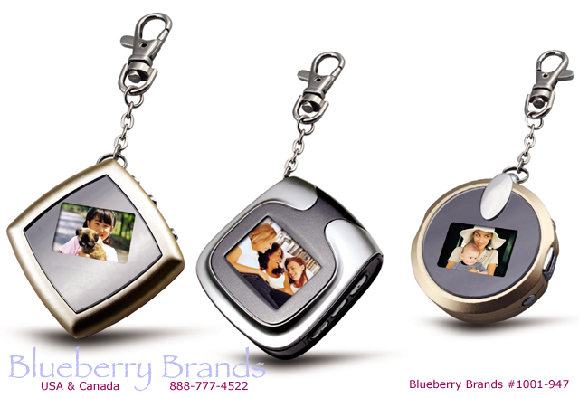 Picture of Digital Photo Display Keychain
