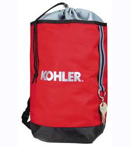 Picture of Barrel Backpack, Promotional Logo Barrel Backpack