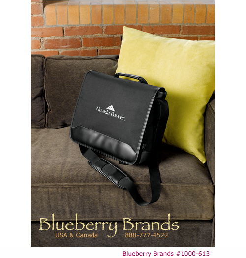 Picture of Dockers Classic Messenger Bag, Promotional Logo Dockers Classic Messenger Bag