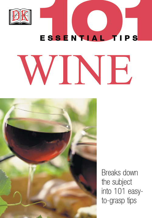 Picture of Gift Book: Wine: 101 Essential Tips, Promotional Logo Gift Books