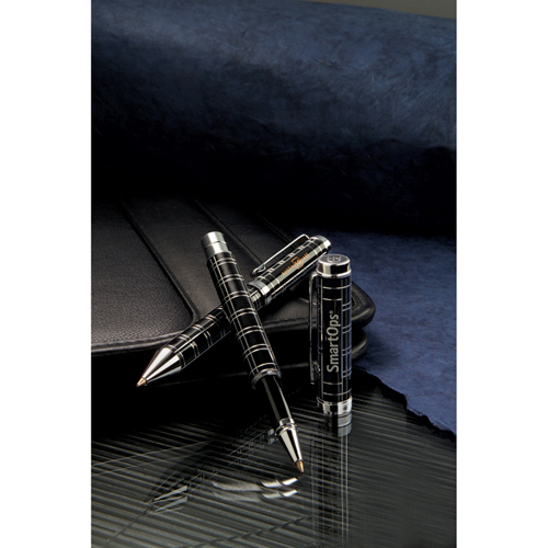 Picture of Balmain San Remo Pen Gift Set, Promotional Logo Balmain San Remo Pen Gift Set