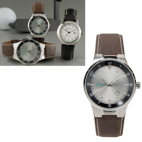Picture of Mens Cienna Analog Watch, Promotional Logo Mens Cienna Analog Watch
