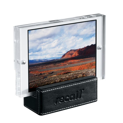 Picture of Metropolitan Acrylic Frame, Promotional Logo Metropolitan Acrylic Picture Frame