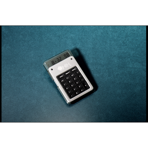 Picture of Contempo Calculator, Promotional Logo Contempo Calculator