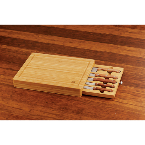 Picture of Moso Bamboo Knife Set