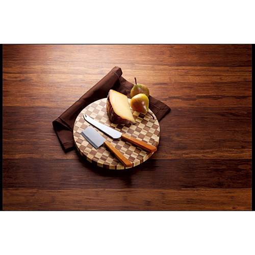 Picture of Moso Bamboo Travel Cheese Set