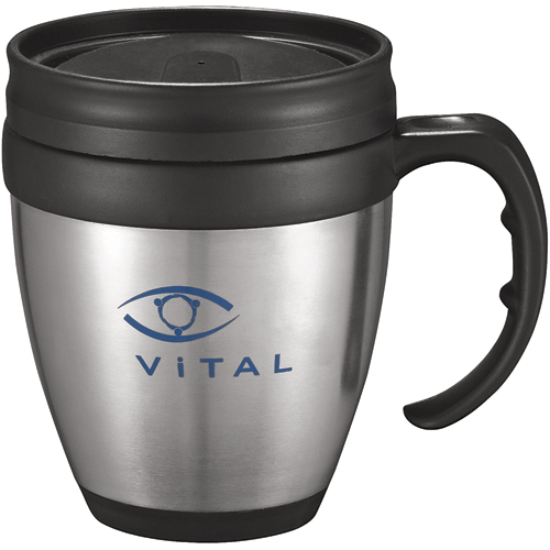 Picture of Java Desk Mug, Promotional Logo Java Desk Mugs