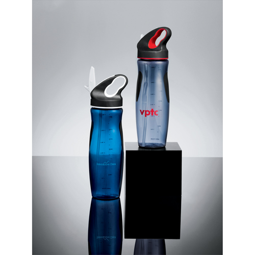 Picture of Cascade Sport Bottle, Branded Logo Sport Bottle