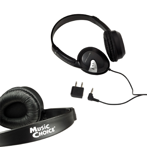 Picture of Noise Cancellation Headphones, Promotional Logo Noise Cancellation Headphones