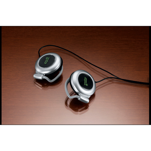 Picture of Sportster Wrap Around Headphones, Promotional Logo Sportster Wrap Around Headphones