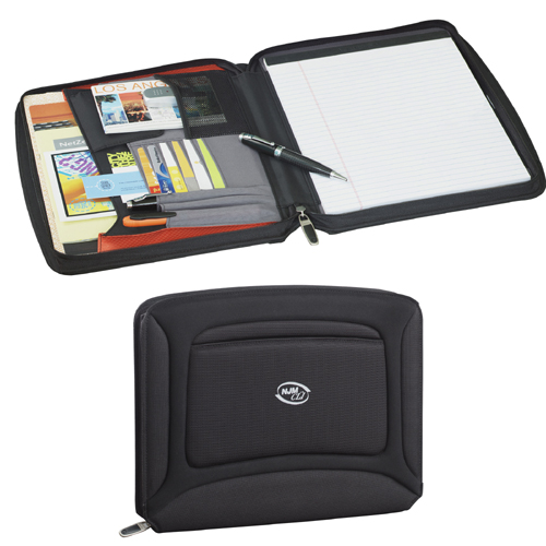 Picture of Neotec Zippered Padfolio