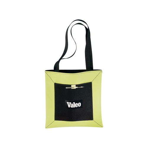 Picture of Frame Convention Tote, Promotional Logo Frame Convention Tote