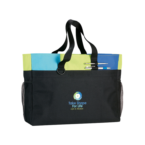 Picture of Caribbean Convention Tote, Promotional Logo Caribbean Convention Tote