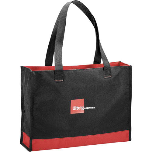 Picture of Colorband Carry All Tote, Promotional Logo Colorband Carry All Tote