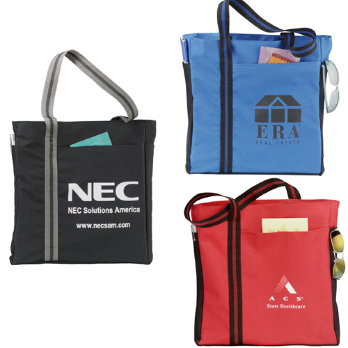 Picture of Visions Meeting Tote, Promotional Logo Visions Meeting Tote