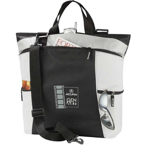 Picture of Highlander Multi-Function Ripstop Tote, Promotional Logo Ripstop Tote