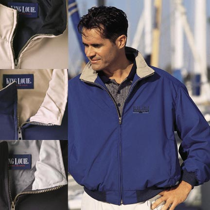 Picture of Microfibre Sport Jacket, Promotional Logo Microfibre Sport Jacket
