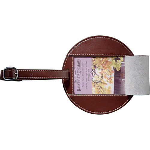 Picture of Alicia Klein Bag Tag, Promotional Logo Alicia Klein Bag Tag