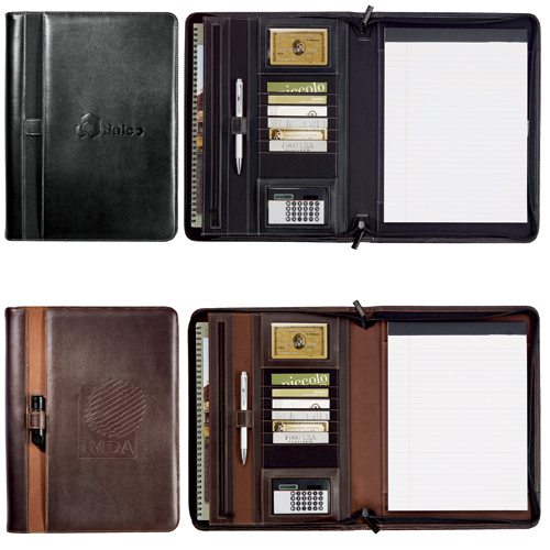 Picture of Stratford Zippered Padfolio