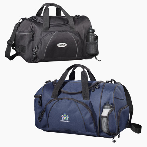 "Picture of Boundry 20"" Duffel, Promotional Logo Boundry 20"" Duffel Bag"