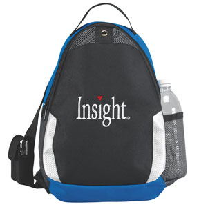 Picture of Overnight Sensation Slingpack, Promotional Logo Overnight Sensation Slingpack