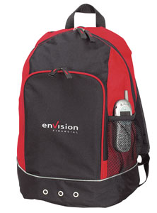 Picture of Street Smart Backpack, Promotional Logo Street Smart Backpack