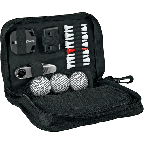 Picture of Triton Golf Kit with Accessories, Promotional Logo Triton Golf Kit with Accessories