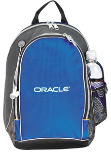 Picture of Title Track Backpack, Promotional Logo Title Track Back Pack