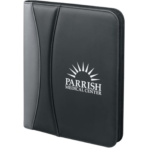 Picture of Tangent Zippered Padfolio