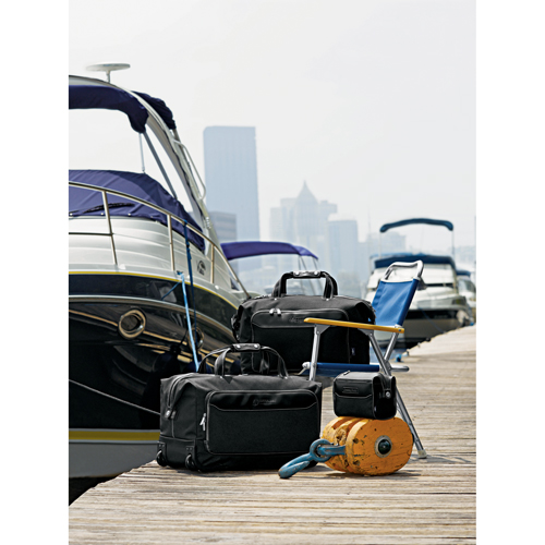 "Picture of Dockers Classic 20"" Weekender Duffel, Promotional Logo Dockers Classic 20"" Weekender Duffel Bag"