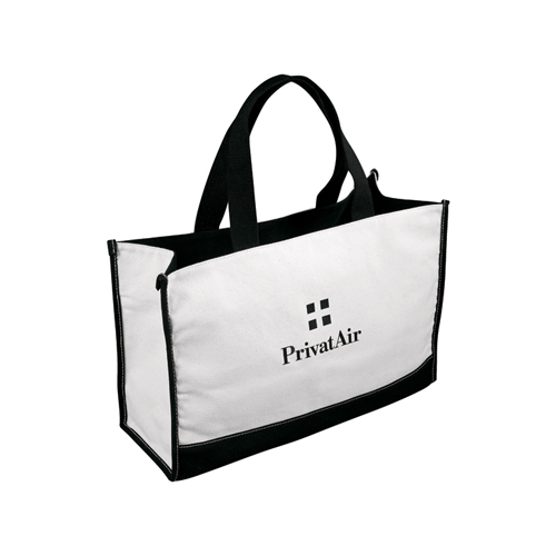 Picture of Waterfront Cotton Tote, Promotional Logo Waterfront Cotton Tote