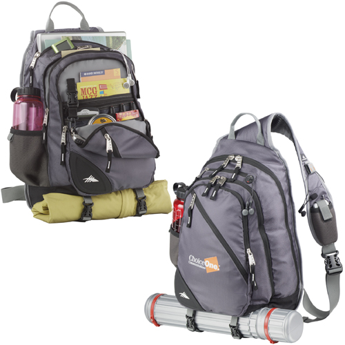 Picture of High Sierra Multi-Function Street Backpack, Promotional Logo Multi-Function Street Backpack