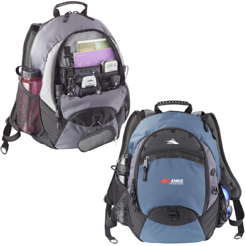 Picture of High Sierra Jones Daypack, Promotional Logo Day Pack