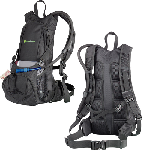 Picture of High Sierra Drench Hydration Pack, Promotional Logo Hydration Pack