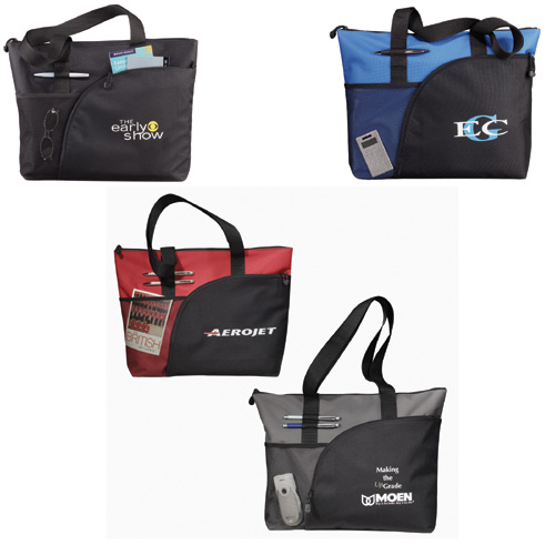 Picture of Excel Sport Utility Tote, Promotional Logo Excel Sport Utility Tote