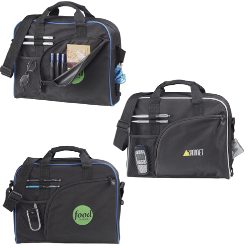 Picture of Excel Sport Attache, Promotional Logo Excel Sport Attache