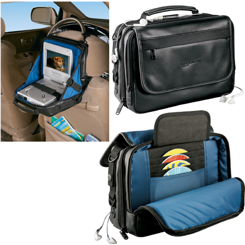 Picture of Case Logic DVD Player Case w/Suspension System, Promotional Logo DVD Player