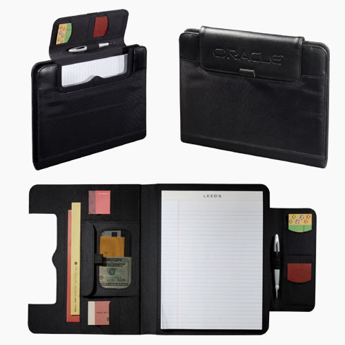 Picture of Navigator Deluxe Writing Pad, Promotional Logo Navigator Deluxe Writing Pad